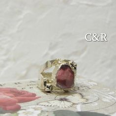 C&Rハルモニアシルバーリング http://item.rakuten.co.jp/bon-eto/b9-cr-silver-14/