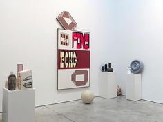 Cheim & Read - Exhibition - Barry McGee - September 12 - October 26, 2013