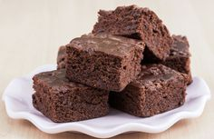 High Fiber Brownies  Recipe