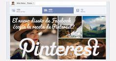 El nuevo diseño de Facebook