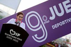 Periodismo sin Censura: INAUGURA MARIANA ZORRILLA DE BORGE LA NOVENA JORNA...
