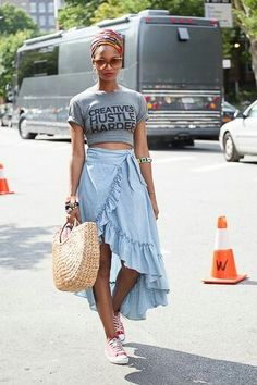 Love this outfit. The Best of summer outfits in 2017 Casual Fashion Trends Collection. Love this outfit. The Best of summer outfits in Bold Fashion, Girl Fashion, Fashion Outfits, Fashion Trends, Afro Punk Fashion, Fashion Spring, Style Fashion, Moda Afro, Punk Princess