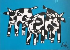 Jacqueline Schäfer - Cows