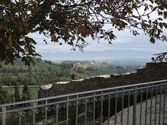 Gualdo Cattaneo, Umbria...breath-taking panorama