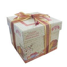 4bb2d7bf97 Valentino Panettone with Raisins Store Supply, Household Items, Valentino,  Decorative Boxes, Panettone