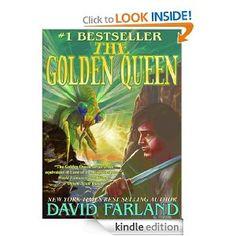 The Golden Queen - Book 1 of the Golden Queen Series free on Amazon