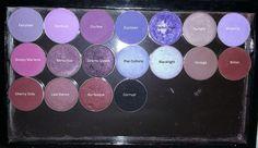 Jess Loves Makeup: Makeup Geek Eye Shadow Collection