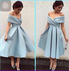 Elegancka Sukienka Koktajlowa 2016 Off The Shoulder Plis Prom Party Suknie Krótkie Suknie Vestido De Festa Curto