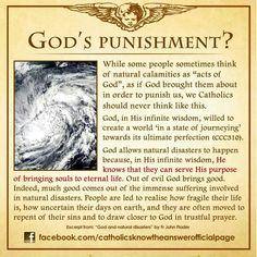 God's Punishment?