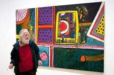 Alan Davie (1921 - 2014) - Structure and Imagery