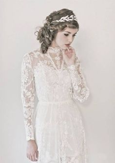 Lace wedding dresses with sleeves - Wedding Diary