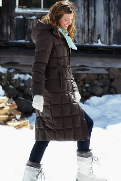 Bancroft parka   Traditional Snow and The christmas