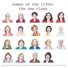 Women of the 113th Congress