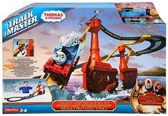 Thomas & Ses Amis - Cdw87 - Circuit De Train Miniature Et Rail - Le Tourbillon De L'épave Thomas & ses amis http://www.amazon.fr/dp/B00X7WHJ3Y/ref=cm_sw_r_pi_dp_8T8nwb0WTB1HE