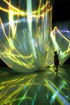 #Art installation by Nobuhiro Shimura
