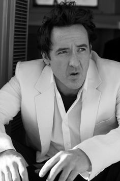 Oh my . . . you just *never* see John Cusack with mussed hair! Greg Williams - portfolio