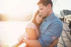 Here are some amazing London engagement shoot locations. I took Levi and Trevor on a walk to some of my favourite spots in the city. London Location, Engagement Shoots, Bridge, Couple Photos, Couple Shots, Engagement Photos, Bridge Pattern, Engagement Pics, Bridges