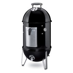 Have to have it. Weber Smokey Mountain Cooker Smoker - 14.5 in. - Black - $199 @hayneedle.com