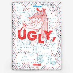 Pretty Ugly, Pretty Wise by Lukas Zabek, via Behance