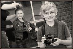 Young Photographer and Model by John Pellican, Photographer from Fincastle, VA;  VA Roanoke, VA.  www.johnpellicanphotographer.blogspot.com