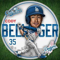 Cody Love, Cnn Breaking News, Cody Bellinger, Dodger Blue, Dodgers Baseball, Los Angeles Dodgers, Mlb, Athlete, Coasters