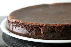 torta cioccolatina – morbido cioccolato fondente