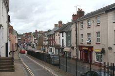 Crediton, Devon