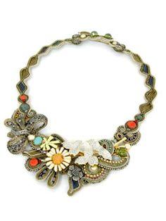 Ephrah Necklace by Dori Csengeri