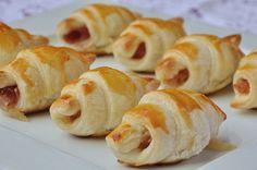 Mini croissant speck e fontina