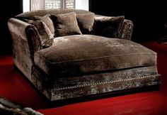 Another Investment for a Living Room: 12 Double Chaise Lounge for ...