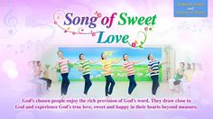 """Live in God's Love   Praise Dance """"Song of Sweet Love""""   The Church of A..."""