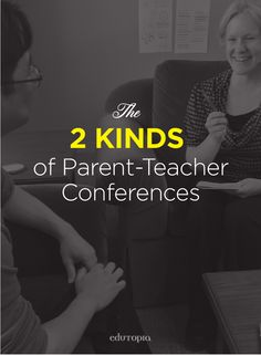 There are two kinds of parent-teacher conferences: the ones that are planned, and the ones that are unexpected. Learn how to be prepared for either kind while also strengthening parent partnerships. Parent Teacher Communication, Parent Teacher Conferences, Best Teacher Ever, Teaching Secondary, Family Engagement, Parents As Teachers, Kindergarten Teachers, Teaching Resources, Teaching Ideas
