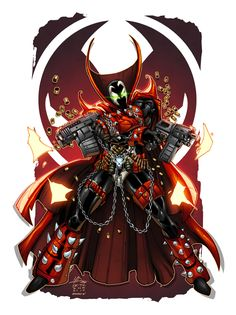 Spawn by AlonsoEspinoza.deviantart.com on @DeviantArt
