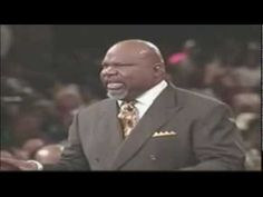 "TD Jakes Music Video Sermons  ""Enemies"""
