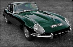 Its the anniversary E type Jaguar Jaguar Xk, Jaguar E Type, Jaguar Cars, Hell On Wheels, British Sports Cars, Fancy Cars, Love Car, Sexy Cars, Car Photos