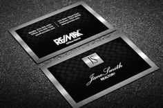 Remax Business Cards | Free Shipping | Designs, Templates, Logo