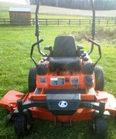 KUBOTA ZD21 PRO-60, ZERO-TURN MOWER, DIESEL, 813 HRS $5000 Tractors For Sale, Trucks For Sale, Zero Turn Mowers, Kubota, Lawn And Garden, Lawn Mower, Bees, Outdoor Power Equipment, Diesel