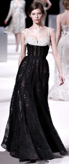 ELIE SAAB 엘리 샤브 / Spring/Summer 2011 Haute Couture Paris