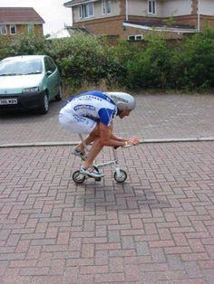 Tour de France here I come!
