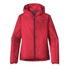 Patagonia Women's Houdini® Jacket - Windbreaker  For winter/wet runs