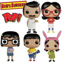 Bob's Burgers. Omg. I don't like these things but I wouldn't mind having these  yaaas
