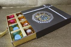 #chocolate #box #with #16  #assorted chocolates  product available at https://www.facebook.com/chocofairies