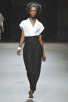 Spring 2009 Ready-to-Wear  Yigal Azrouël