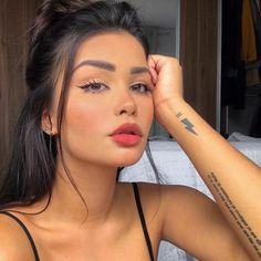 trendy makeup everyday eyebrows make up Beauty Make-up, Beauty Hacks, Hair Beauty, Beauty Tips, Makeup Tricks, Makeup Guide, Makeup Goals, Makeup Inspo, Makeup Ideas