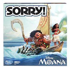 Sorry! Disney Moana Edition