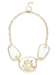 Kendra Scott Jewelry White Tree Of Life Necklace