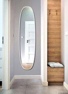 Lustro do korytarza Dolio białe | GieraDesign House Design, Cabinet, Mirror, Storage, Ul, Furniture, Home Decor, Products, Living Room