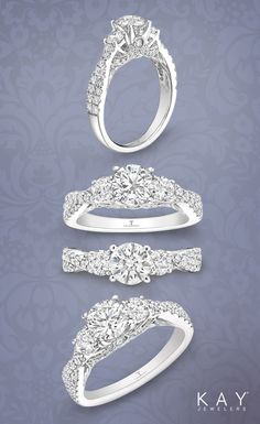 Take center stage in this gorgeous engagement ring from Tolkowsky. I'm not really one for diamonds but this is absolutely gorgeous Engagement Ring Buying Guide, Diamond Engagement Rings, Do It Yourself Fashion, Heart Shaped Diamond, Dream Ring, Beautiful Rings, Fine Jewelry, Fashion Jewelry, Wedding Rings
