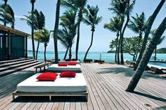 Le Sereno hotel, St Barth, designed by French architect Christian Liaigre _