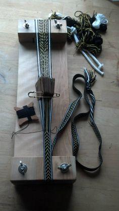 Simple Board Loom. I